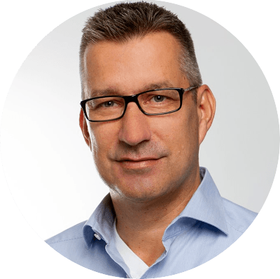 Geschäftsführer und Gründer Thomas Busch