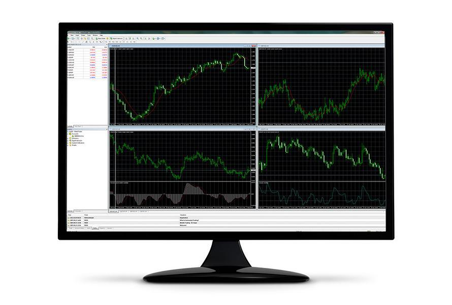 Handelsplattform Metatrader 4 MT4