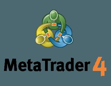 Metatrader 4 (MT4) Handelsplattform Logo