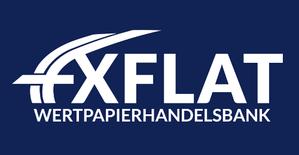 Logo des Partnerbrokers FXFlat Wertpapierhandelsbank