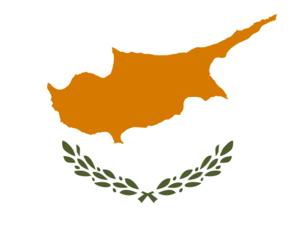 Flagge von Zypern