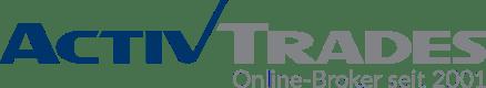 Logo des Brokers ActivTrades