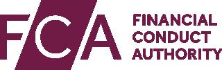 Logo der britischen Finanzmarktaufsicht FCA (Financial Conduct Authority)